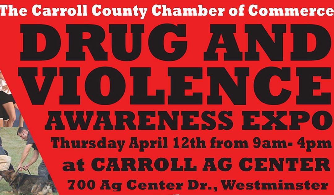 Drug & Violence Awareness Expo April 12th